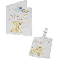 Disney Disney Magical Beginnings Passport Cover and Luggage
