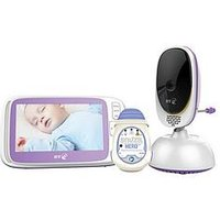 Product photograph showing Bt Video Baby Monitor 6000 With Snuza Hero Md Bundle