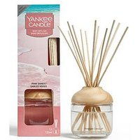 Product photograph showing Yankee Candle Reed Diffuser Ndash Pink Sands