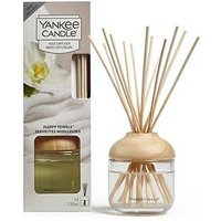 Product photograph showing Yankee Candle Reed Diffuser Ndash Fluffy Towels