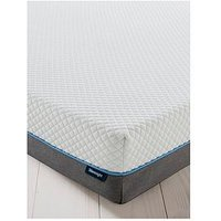 Product photograph showing Silentnight Cool Gel Rolled Mattress - Medium