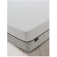 Product photograph showing Silentnight Dual Comfort Rolled Mattress - Soft Firm