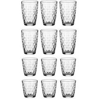 Product photograph showing Ravenhead Essentials Jewel Tumbler Glasses Ndash Set Of 12