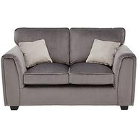 Product photograph showing Odion Fabric 2 Seater Standard Back Sofa