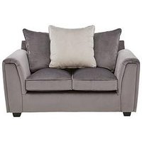 Product photograph showing Odion Fabric 2 Seater Scatter Back Sofa