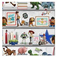 Product photograph showing Disney Toy Story Play Date Wallpaper