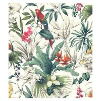 Product photograph showing Accessorize Birds Of Paradise Wallpaper