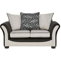 Product photograph showing Atmos Fabric 2 Seater Scatter Back Sofa