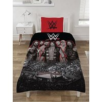 Product photograph showing Wwe Wrestling Ring Duvet Cover Set