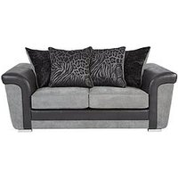 Product photograph showing Manhattan 2 Seater Sofa