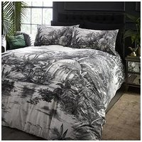 Product photograph showing Laurence Llewelyn-bowen Tropicoco 100 Cotton Duvet Cover Set