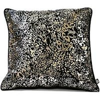 Product photograph showing Laurence Llewelyn-bowen Sleeping Beauty Collection Roar Cushion