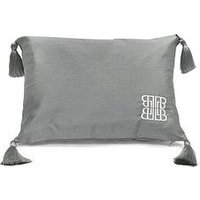 Product photograph showing Laurence Llewelyn-bowen Sleeping Beauty Collection Concierge Cushion