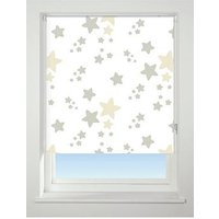 Product photograph showing Twinkle Twinkle Blackout Roller Blind