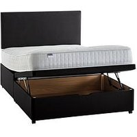 Product photograph showing Silentnight Mirapocket Mia 1000 Luxury Lift Up Storage Divan Bed