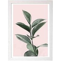 Product photograph showing East End Prints Foliage By Sissi And Seb A3 Wall Art