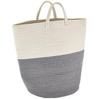 Cotton Rope Laundry Basket