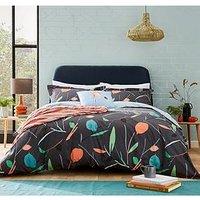 Product photograph showing Scion Oxalis 100 Cotton Duvet Cover Set