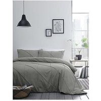 Product photograph showing Serene Dart Duvet Cover Set