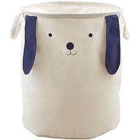 Product photograph showing Premier Housewares Mimo Dog Face Laundry Bag