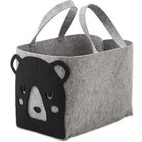 Product photograph showing Bear Storage Basket