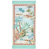 Product photograph showing Accessorize Aloha Beach Towel