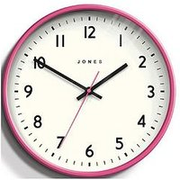 Product photograph showing Jones Clocks Jam Wall Clock