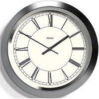 Product photograph showing Jones Clocks Starlight Wall Clock