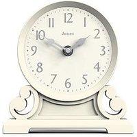 Product photograph showing Jones Clocks Middleton Mantel Clock