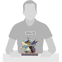 Product photograph showing Disney Aladdin Group Hug Figurine
