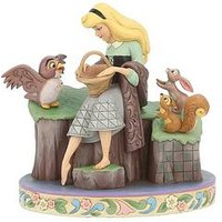Product photograph showing Disney Sleeping Beauty 60th Annervsary Figurine