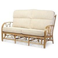 Product photograph showing Desser Bali Conservatory 3-seater Sofa