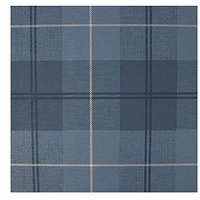 Product photograph showing Superfresco Easy Heritage Tweed Navy Wallpaper