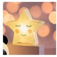 Product photograph showing Sass Belle Sweet Dreams Star Night Light