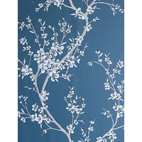 Product photograph showing Arthouse Oriental Trail Glitter Wallpaper