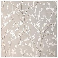 Product photograph showing Arthouse Willow Metallic Wallpaper