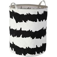 Premier Housewares Printed Laundry Basket