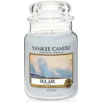 Product photograph showing Yankee Candle Classic Large Jar Candle Ndash Sea Air
