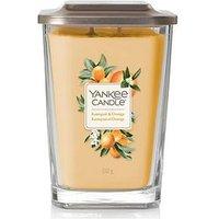Product photograph showing Yankee Candle Elevation Collection Large Candle Ndash Kumquat And Orange