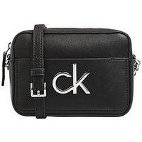 Calvin Klein Re-Lock Camera Bag - Black