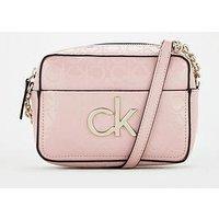 Calvin Klein Re-Lock Camera Bag - Pink
