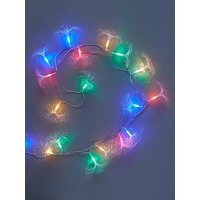 Product photograph showing Festive Assorted Fibre Optic String Lights