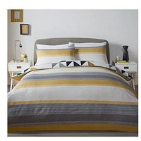 Product photograph showing Fusion Hendra Duvet Cover Set