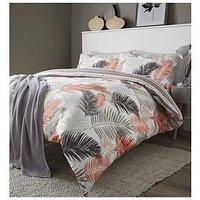 Product photograph showing Fusion Tropical Duvet Cover Set