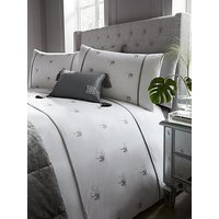 Product photograph showing Laurence Llewelyn-bowen Llb Midnight At The Oasis Duvet Set - Ks
