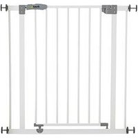 Product photograph showing Hauck Open N Stop Safety Gate 3 Pack