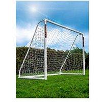 Football Flick 8 X 6 Upvc Goal