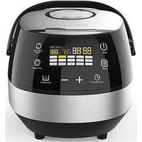 Drew & Cole Cleverchef 14 In 1 5L Digital Multi Cooker - Chrome