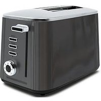Drew & Cole 2 Slice Rapid Toaster - Charcoal