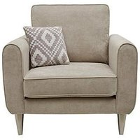 Product photograph showing Mylo Fabric Armchair